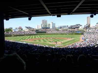 Chicago Cubs vs Pittsburgh Pirates, 2 E-Tickets 05/16/15 (Chicago)