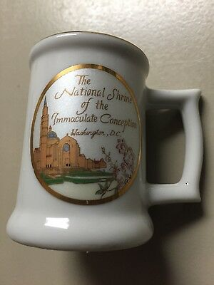 The National Shrine of the Immaculate Conception Collector Small Mug