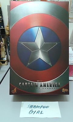 Hot Toys Marvel Captain America The First Avenger MISB / hottoys ironman