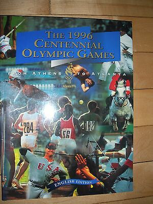 From Athens to Atlanta: The 1996 Centennial Olympic Games 1996 by Irv 1896339131