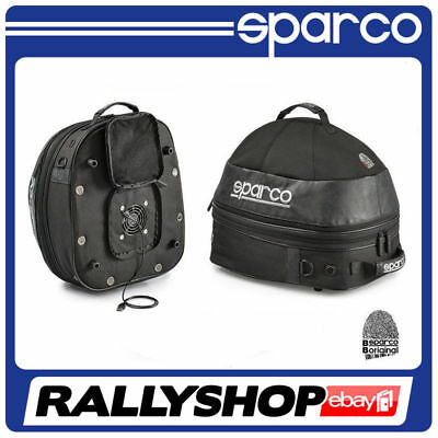 Sparco COSMOS Helmet Hans  Bag DRY FRESH SYSTEM drying USB connection