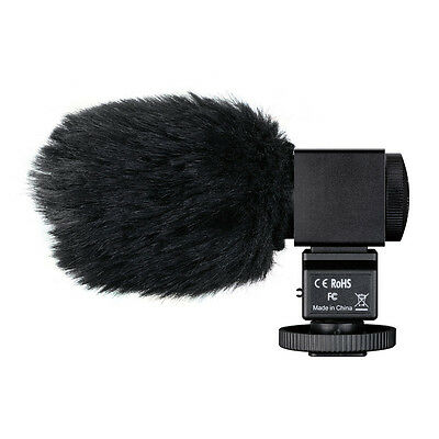 TAKSTAR SGC-698 photography interview microphone hotography interviews VideoMic