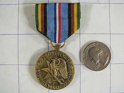US ARMED FORCES Expeditionary Service Medal / Ribbon