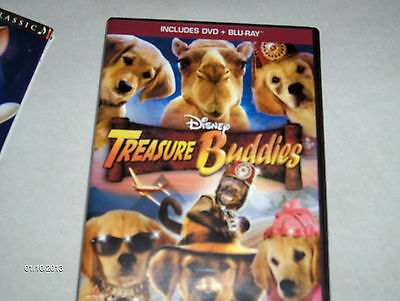 Treasure Buddies DVD 2012 No Case DVD only Used Once