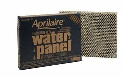 Aprilaire 35 Replacement Humidifier Water Pad New