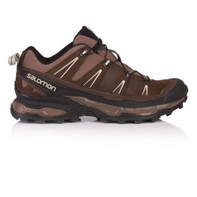 Salomon XA Pro 3D Mens Brown Trail Trekking Walking Hiking Sports Shoes