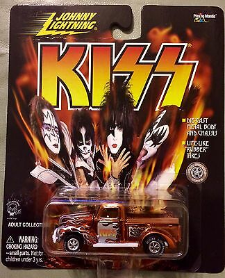 Johnny Lightning White Lightning Kiss Ford Truck VHTF Rare