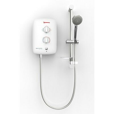 Redring Expressions Revive X8R Instant Electric Shower 8.5kw