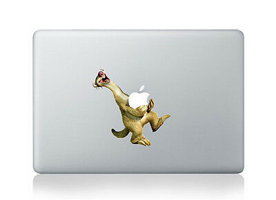 Ice Age #2 sticker for Apple Mac Book/Air/Pro/Retina laptop decal