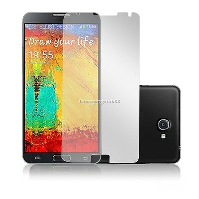 Mirror LCD Screen Protector Film Cover Guard for Samsung Galaxy Note 3 N900 IS7F