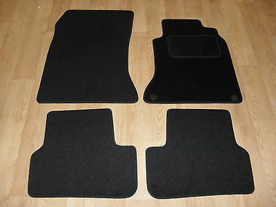 Mercedes A Class W176 (Dec 2012-on) Fully Tailored Car Mats Black