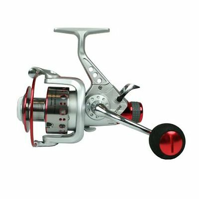 LATITUDE RX7000 - 8+1 Carp Runner Reel with Aluminium Spool Bait Runner Fishing