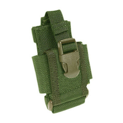 Flyye Army Tactical Edc Mobile Pouch Radio Phone Pocket Molle Cordura Olive Drab
