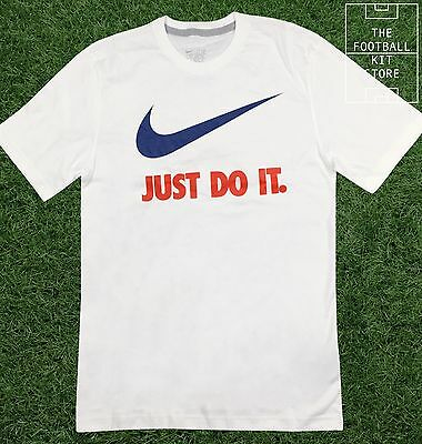 Nike Just Do It T-Shirt - Official Nike Tee - Mens - Large