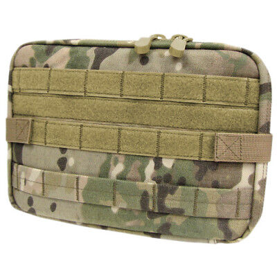 Condor Multipurpose T&T Army Pouch Map Pistol Case Molle System Airsoft Multicam