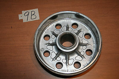 2002 Kawasaki KVF 300A Prairie 4x4 Rear Brake Drum 02