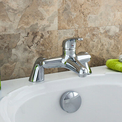 Holly Deck Mounted Bath Mixer Tap M311A+SZ03