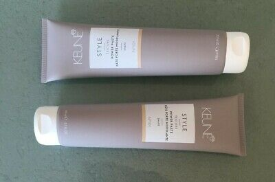 "2 X LOT KEUNE DESIGN LINE POWER PASTE STRONG HOLD 150 m""l REGISTER FREE SHIPPING"