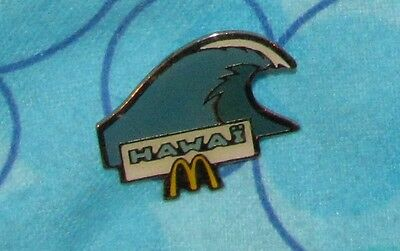 Vintage  Pin HAWAI Mc Do Donalds Arthus Bertrand 1In