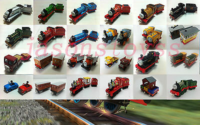 Thomas & Friends Combinations Magnetic Metal Toy Train Loose New In Stock