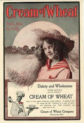 Fresh from the Fields  -  Dainty and Wholesome  -   Cream of Wheat