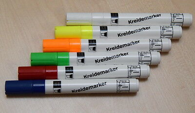 Kreidemarker Kreidestift Hagel