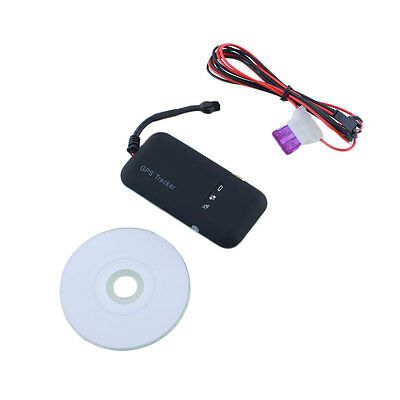 Quad band Realtime GSM/GPRS/GPS Tracker Car Bike Personal Tracking Device TK110