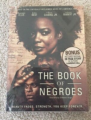 The Book of Negroes (DVD, 2015, 3-Disc Set) NEW FREE SHIPPING