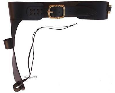 Mares Leg Holster Laig Rifle Firefly Zoe Replica Wanted Dead Alive Cowboy Pistol