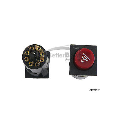 One New MTC Hazard Warning Switch 1110 61311364525 for BMW 320i 733i