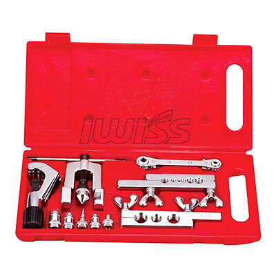 Flaring and Swaging Tool Kit for Refrigeration Soft Copper Tube CT-278