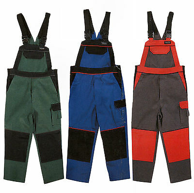 Work Trousers Children Boiler Suit Overalls Dungarees Children Dungarees
