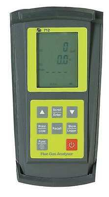 TPI 712 Deluxe Flue Gas/Combustion Analyzer