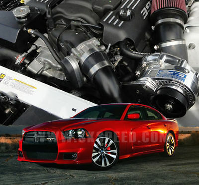 Charger HEMI RT 5.7L Procharger P-1SC-1 Supercharger HO Intercooled Tuner 11-14