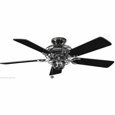 Fantasia Gemini Ceiling Fan 42in Pewter (Without Light)
