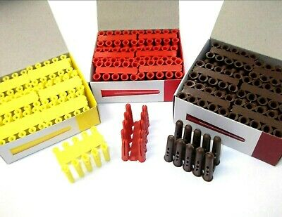 Wall Plugs Rawl Plug Type Fixings Wall Brick Stone Concrete *free Postage*