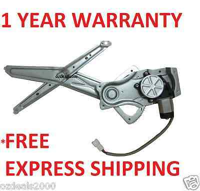 Holden Commodore VT VX VY VZ Front Right Electric Window Regulator 97-08 driver