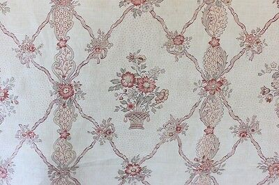 """Antique French Home c.1890-1900 Linen Fabric~22""""L X 32""""W~Pillow,Crafts,Frame"""