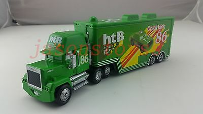 Disney Pixar Car Mack No.86 Chick Hicks Truck Toy Car 1:55 Loose New In Stock