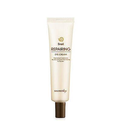 [SECRET KEY] 2015 New Snail Repairing Eye Cream 30g/Korea cosmetic