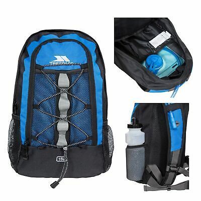 Trespass Slake Blue Hydration Rucksack Cycling Hiking Backpack Water Blader