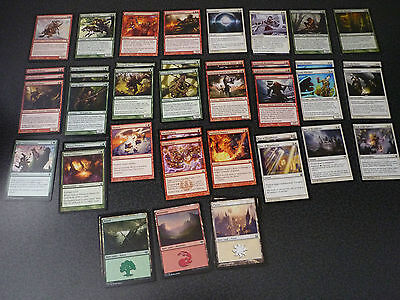 Magic the Gathering Ally Deck