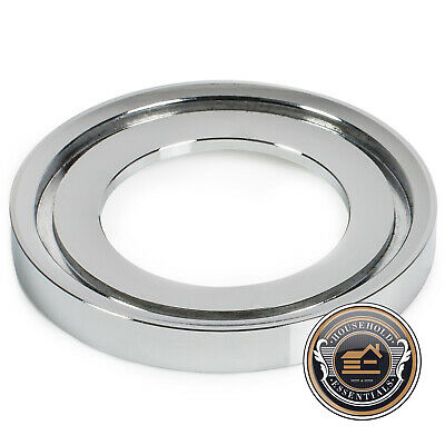 Mounting Ring for Vessel Sinks - Chrome Finish