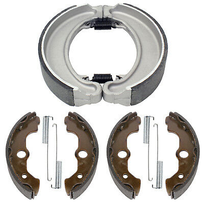 FRONT & REAR BRAKE SHOES Fits HONDA TRX300FW Fourtrax 300 4x4 1988 1990-2000