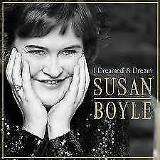 SUSAN BOYLE - I Dreamed a Dream CD *NEW* Gold Series