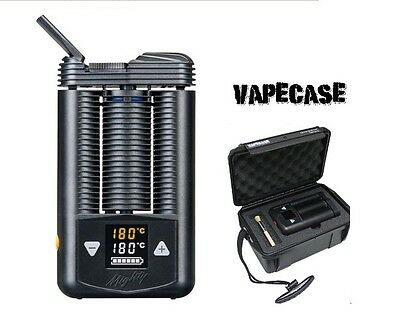 NEW Mighty Portable Handheld Vaporizer by Volcano Storz & Bickel - VAPECASE
