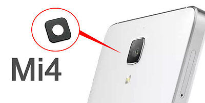 For Xiaomi 4 Mi4 BACK camera glass lens New Replacement Repair parts