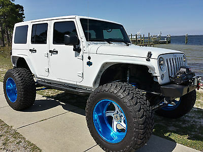 Jeep : Wrangler Sport 2014 jeep wrangler unlimited sport invested over 35 k parts and labor