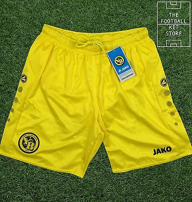 Young Boys of Bern Away Shorts - Official BSC Young Boys - Mens - All Sizes