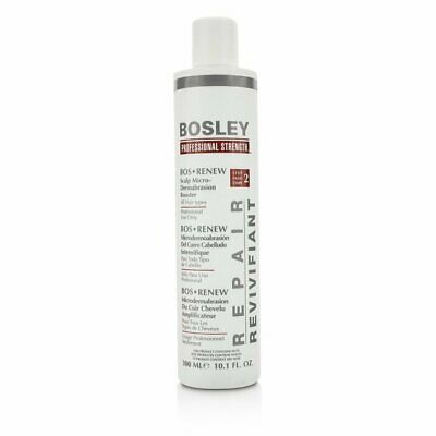 Bosley Professional Strength Bos Renew - Step 2 (For All Hair Types) 300ml